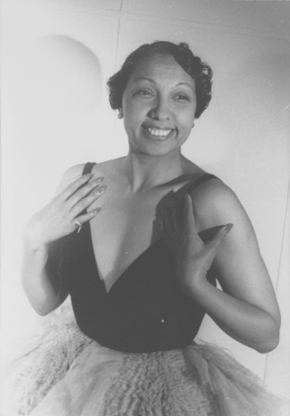 Josephine Baker Nude Photos 62
