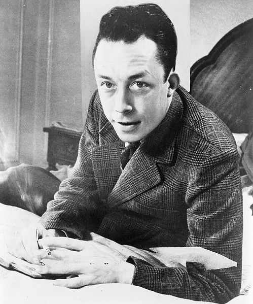 Albert Camus, 1957. Library of Congress.